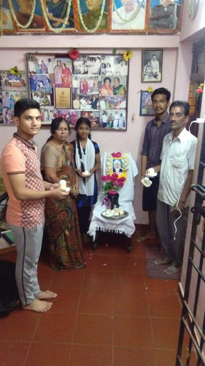 Bharathiyar Birth Day Celebration